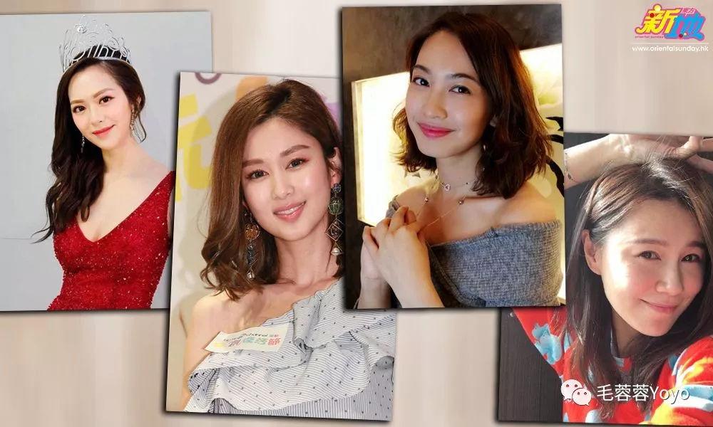 48位TVB艺人学历大检阅