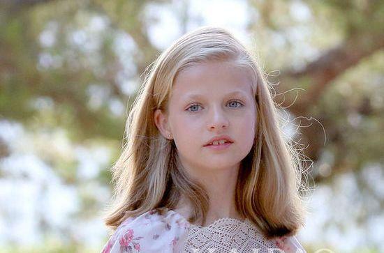 西班牙王室爆婆媳纠纷,未来女王童年压力真大!