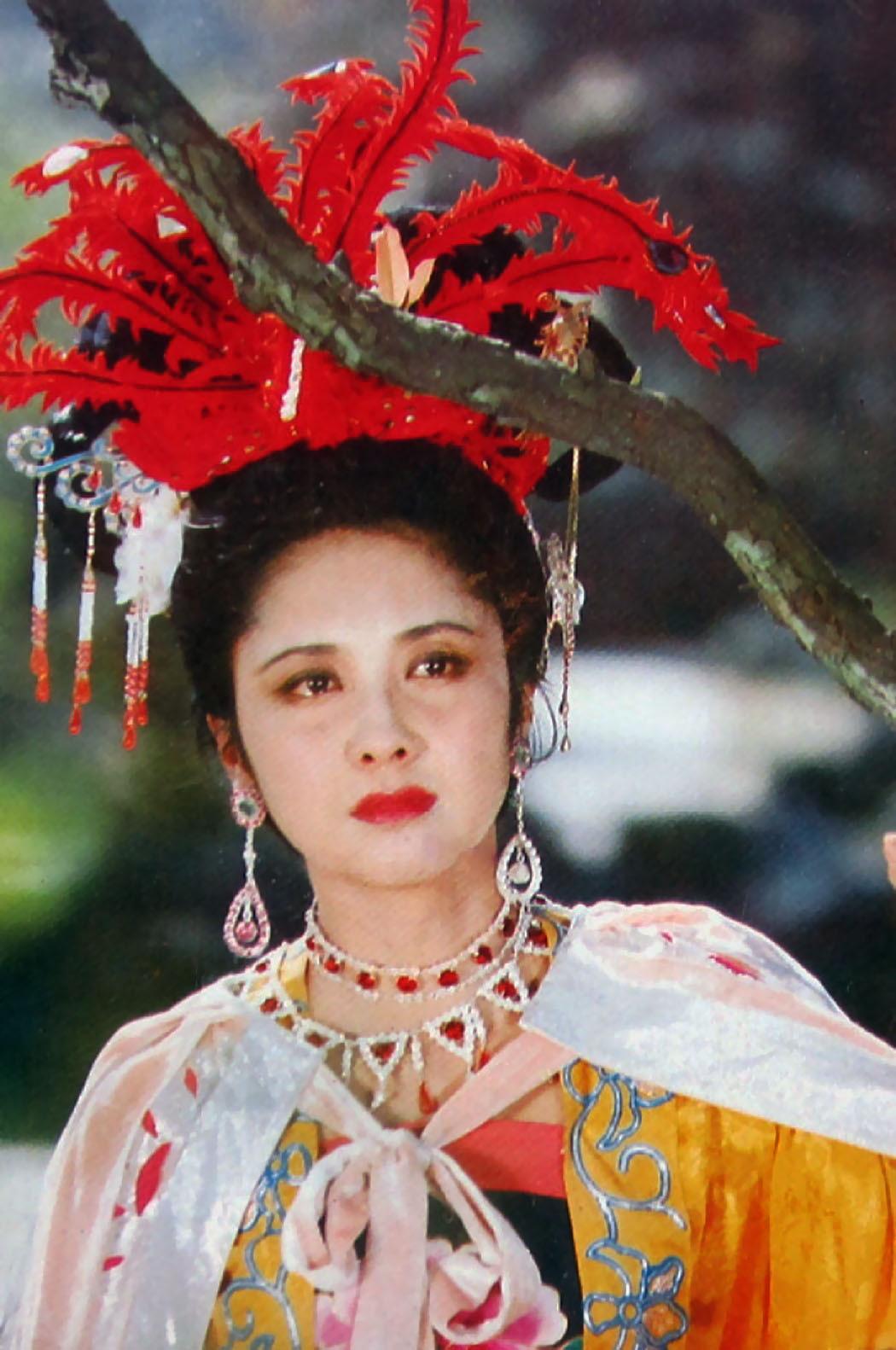 女影星和标志角色 吴海燕 姜黎黎 丛珊 任冶湘 周洁 朱琳 丁岚 朱碧云 王琴宝