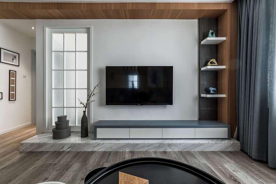 兖州春都华府120平米-180平米的新房装修效果图-济宁