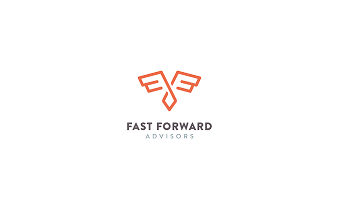 2018,现在流行的logo设计趋势图片