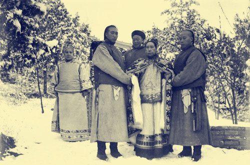 此人一生当了4次 皇帝 ,但却被称为废帝,毛主席多次为他说媒图片