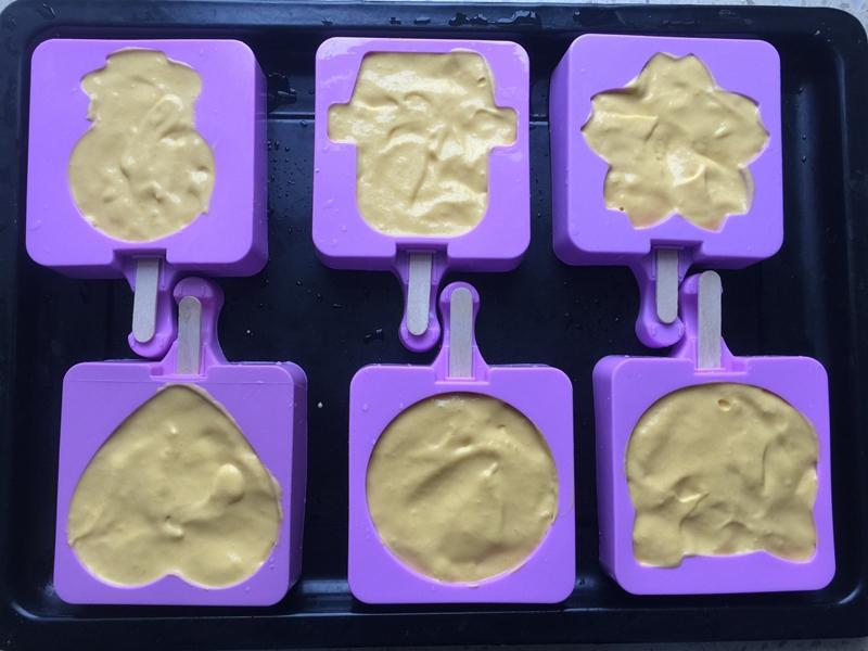 芒果季不容错过的冰爽小甜品----芒果雪糕