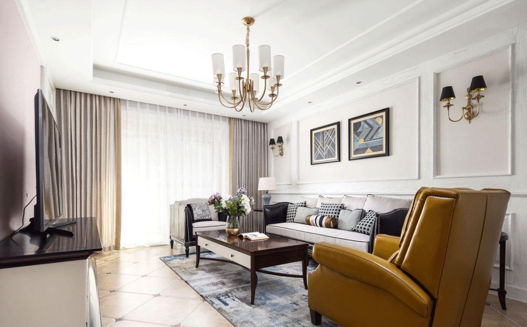 绘装新房▶花15W装的4居室,