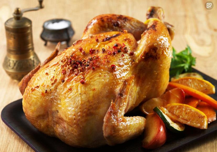 鸡肉别再煮着吃了 电饭锅一滴水不放 出锅后可以可以手撕吃哦!