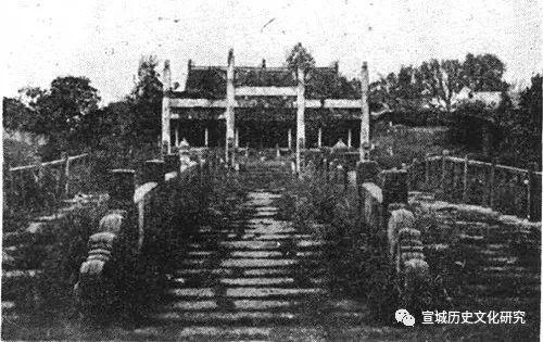 宣城古城,那些消失的古建築(二)