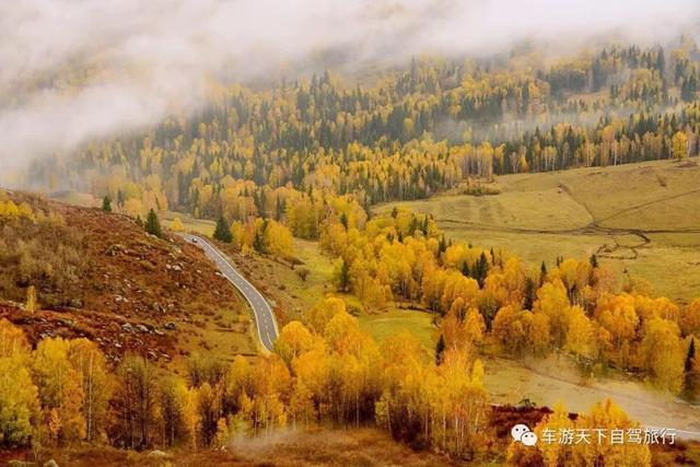 中国最美沿途公路,不去景点路上风景就让你目不暇接,你去过了吗
