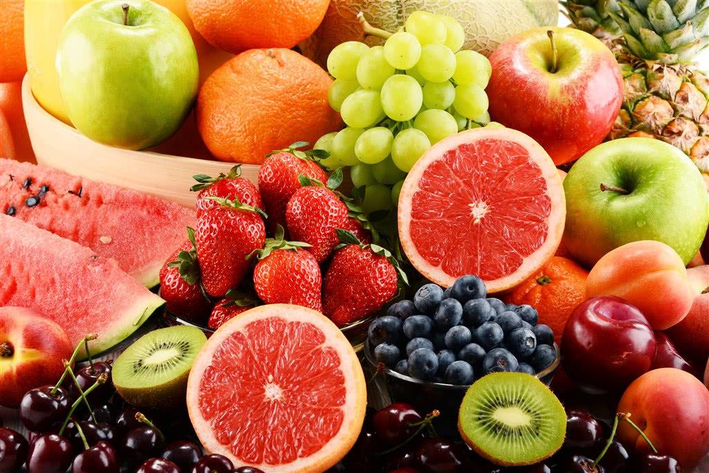 水果類零食