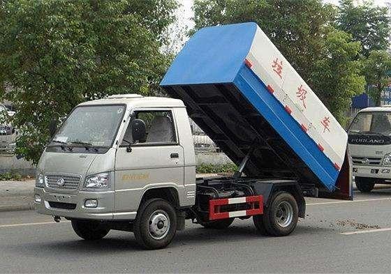 垃圾车分哪些种类 各自有什么用途