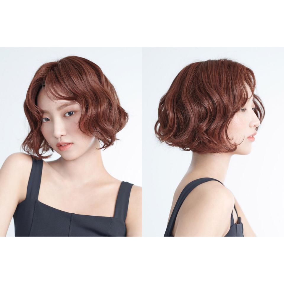 2018女士短发裁剪发型—成都锦风美容美发培训学校分享