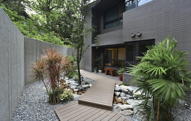 10个绝美别墅庭院设计案例,快收藏,保不准你哪天就用上了图片