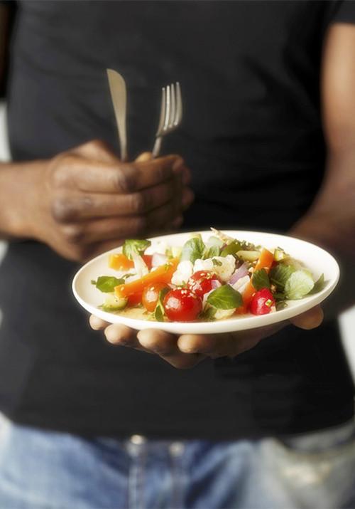 减肥餐水煮菜怎么调味图片