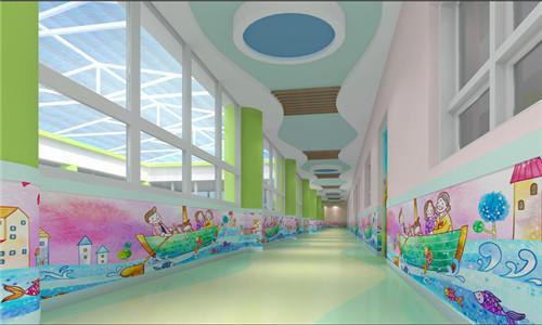 幼儿园走廊环境设计,幼儿园走廊环境设计方法