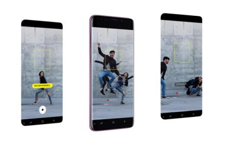 热爱生活 用三星Galaxy S9记录下每个美好时刻