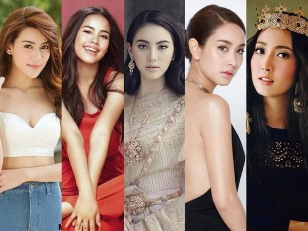 有的会5国语言,有的是超级学霸!泰国10大当红女星太