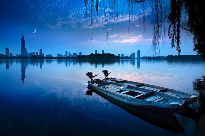 南京这座湖美如杭州西湖,免费开放受游人点赞