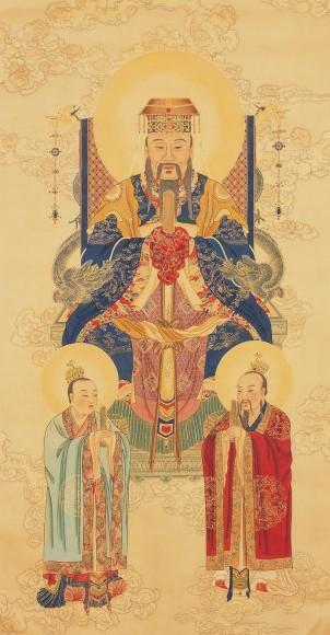 炎帝与黄帝的传�_至于五位古帝,说法也各异:首先说明下,炎帝并不是\