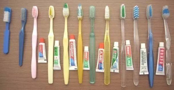 旅行必备迷你牙刷, 时尚又环保