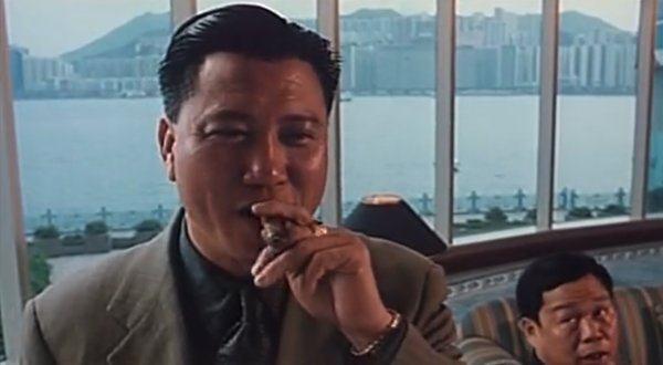 乌鸦斜刘海,山鸡哥的小辫子,《古惑仔》里发型最酷