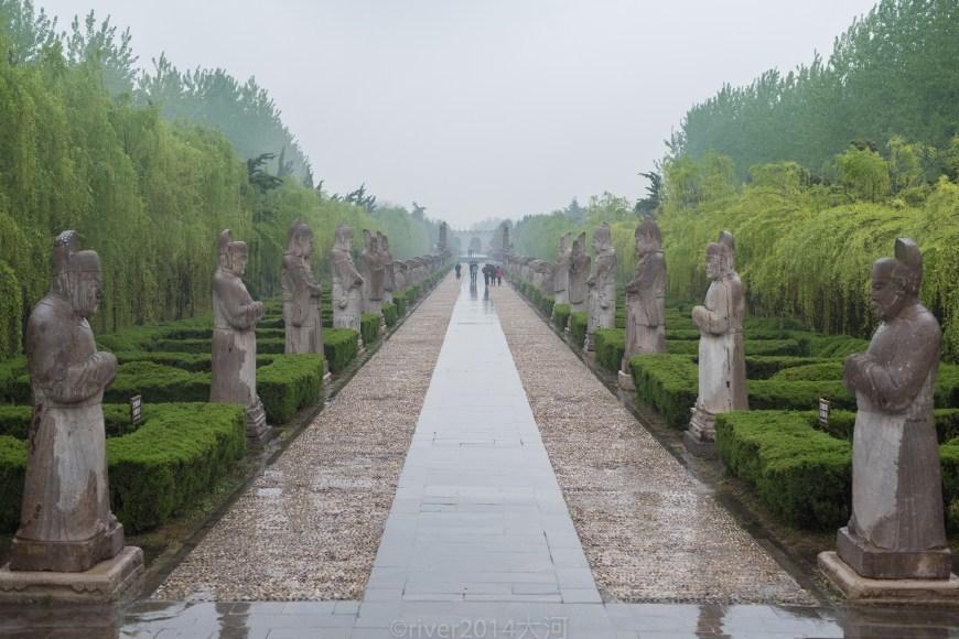 安徽凤阳明皇陵_安徽这座五线小城差点成了国都,跟北京一样有一条长安街