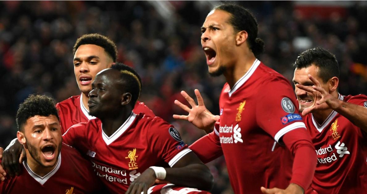 里瑟:利物浦能晋级四强,甚至有机会夺冠