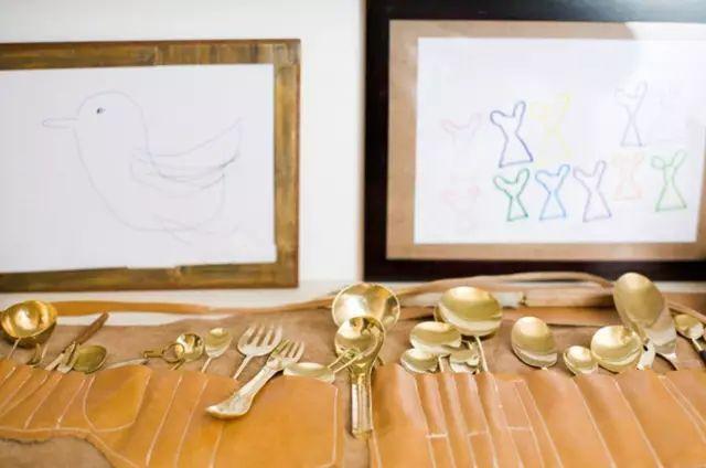 铜为物之至精 徒手打造一把勺子需要几个步骤