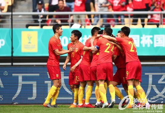 曝国足将不征战2019美洲杯热身对手将瞄准亚洲