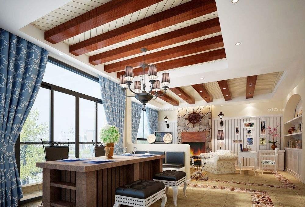 客厅吊顶装修风格及客厅吊顶装修效果图
