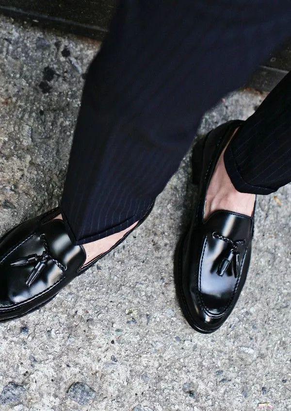 乐福鞋款式搭配