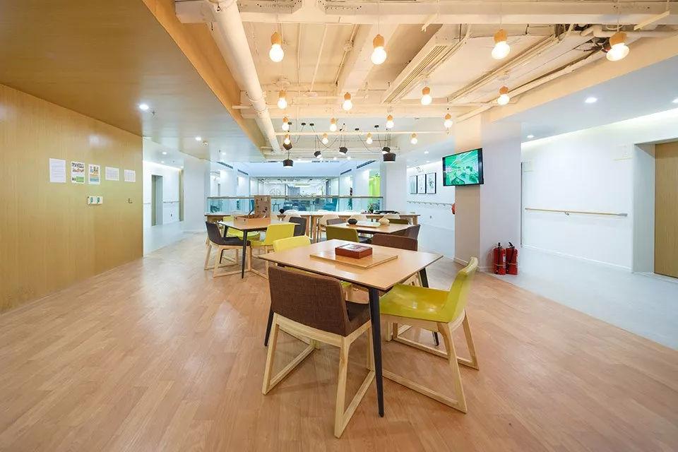 从村办养老院到焕新的养老公寓,看别人如何设计!图片