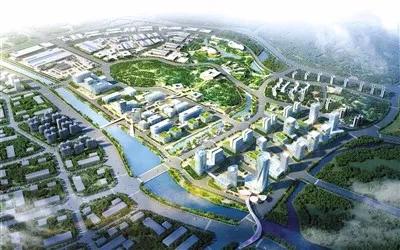 邵东城北开发区规划图