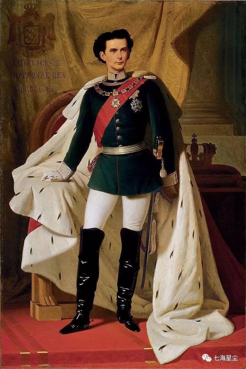 """他是欧洲历史上最""""奇葩""""的国王,却留给了后世无数的珍宝!"""