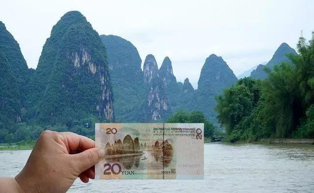 桂林的山真奇呀…桂林的山真秀哇…桂林的山真险哪.图片