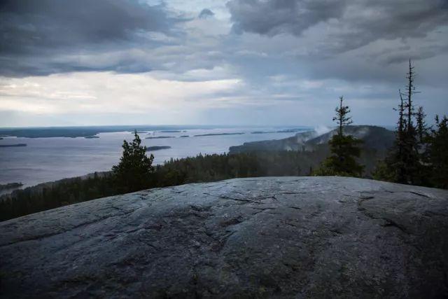 芬兰那些奇特的自然景观