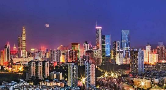 中国将全力打造全球第四大湾区