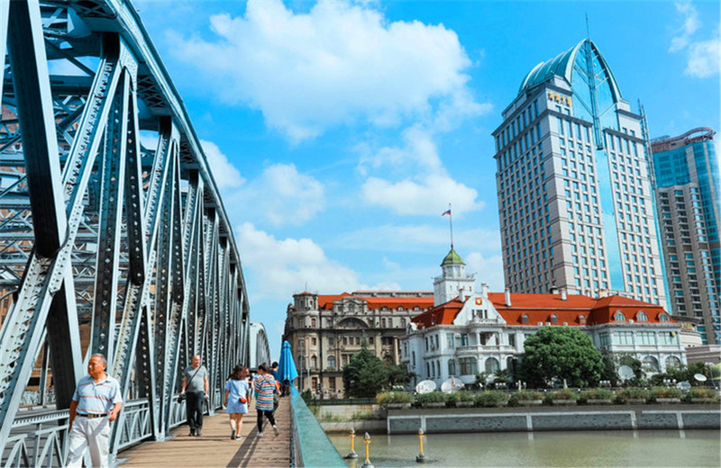 老上海的旧时光——上海风情景点推荐