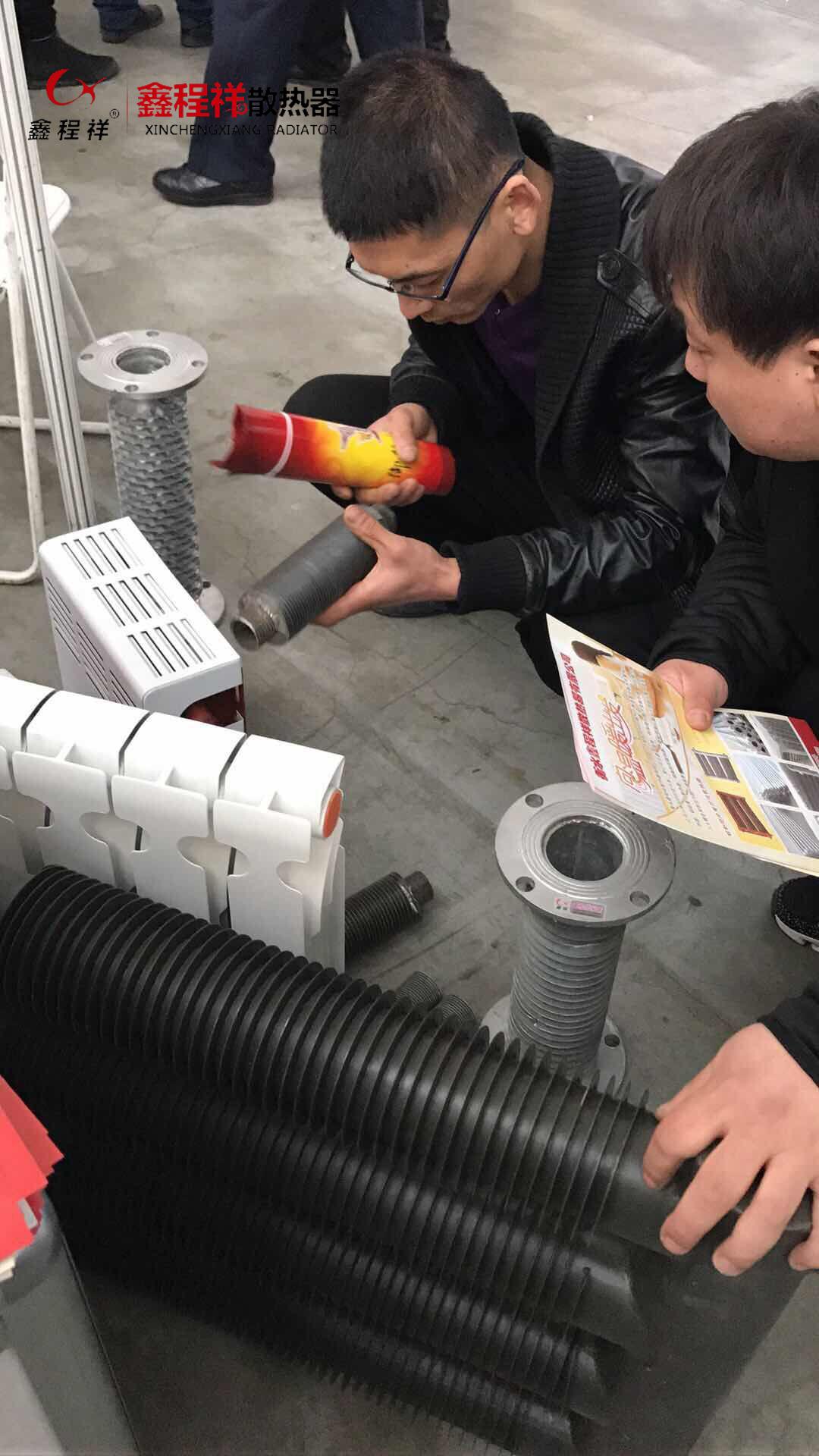 山西三翅片铝排管多少钱一米