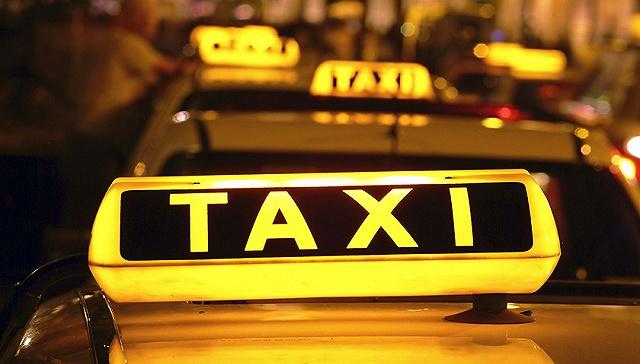 被杀死的出租车