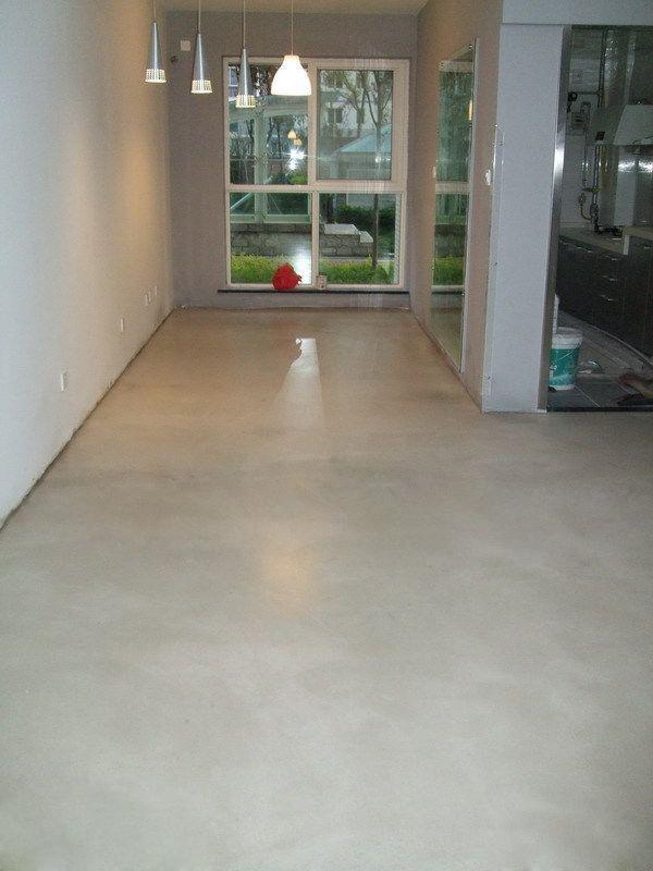 新房装修不铺地板,直接水泥作地面,晒到朋友圈被赞爆!