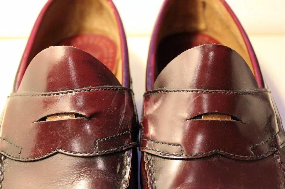 便士乐福鞋