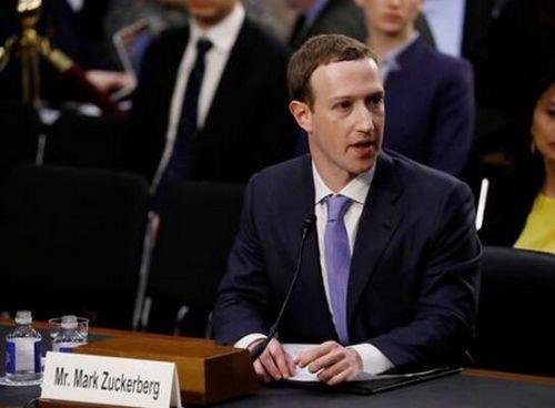 FB数据泄露事件首场听证会 扎克伯格并未积极改变