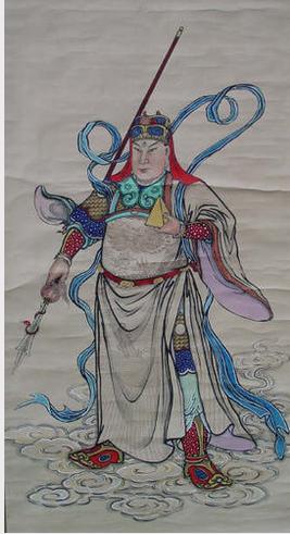 马王爷三只眼 说的是谁,为何又称为 五显灵官华光大帝