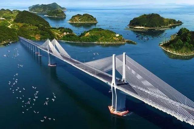 金州大桥设计图
