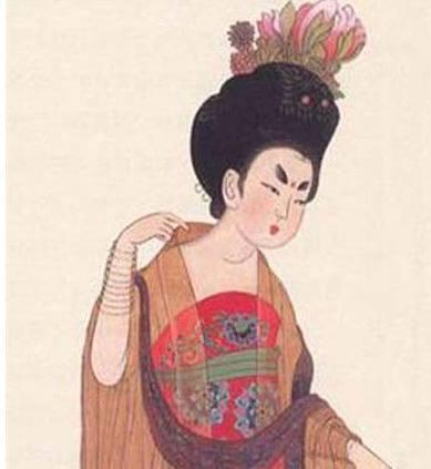 杨玉环真实画像_杨贵妃到底是谁的女人?她的真实样貌美吗?来看看她的容貌复原图