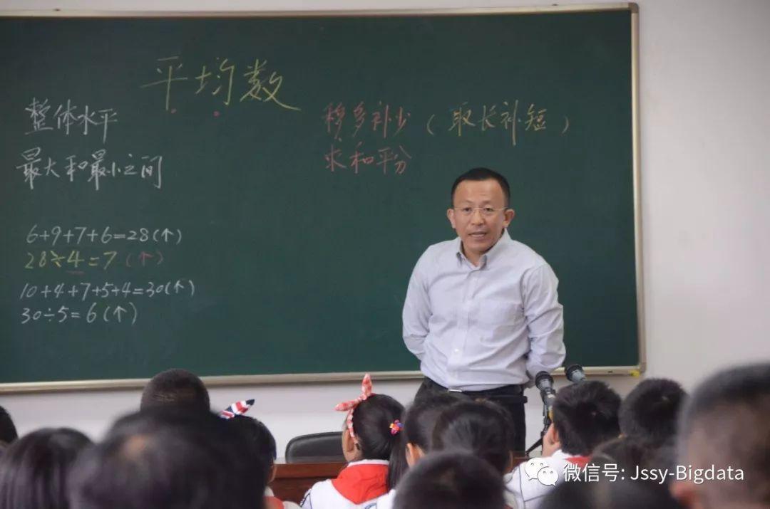 小学小学说 徐斌:教师后课改特级课堂教学思考数学文体活动图片