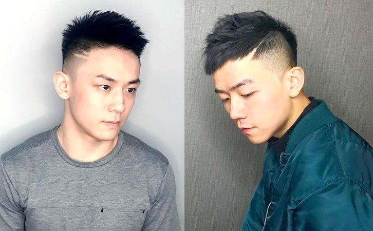哥们 春夏男生发型图鉴了解一下图片