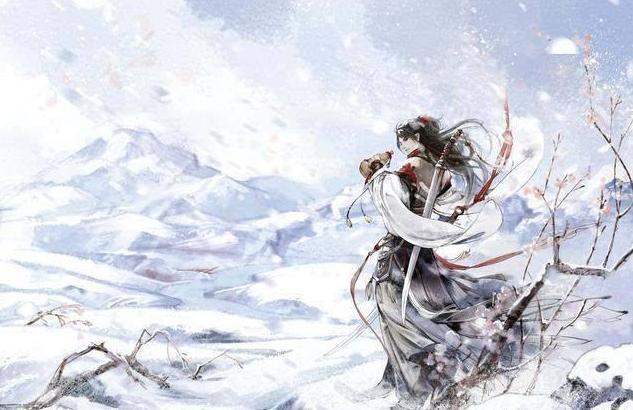 一声剑来,双刀争鸣,三生三世桃花恨无期图片