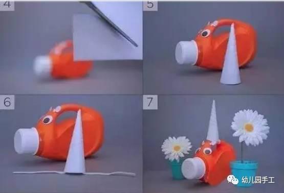 动物彩纸手工制作大全图解