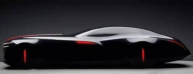 红旗出豪华轿跑了,比劳斯莱斯美十倍,新车标起码值1000万