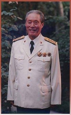 原中顾委委员、海军原政委李耀文逝世
